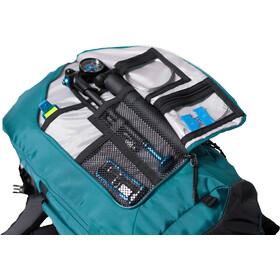 Cube Edge Trail Rucksack 16L blue